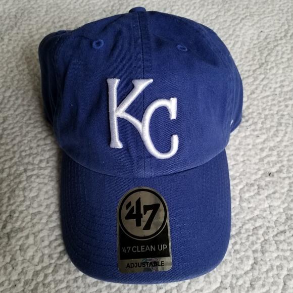 8c844f5ea9765a KC Royals  47 Brand Baseball Cap